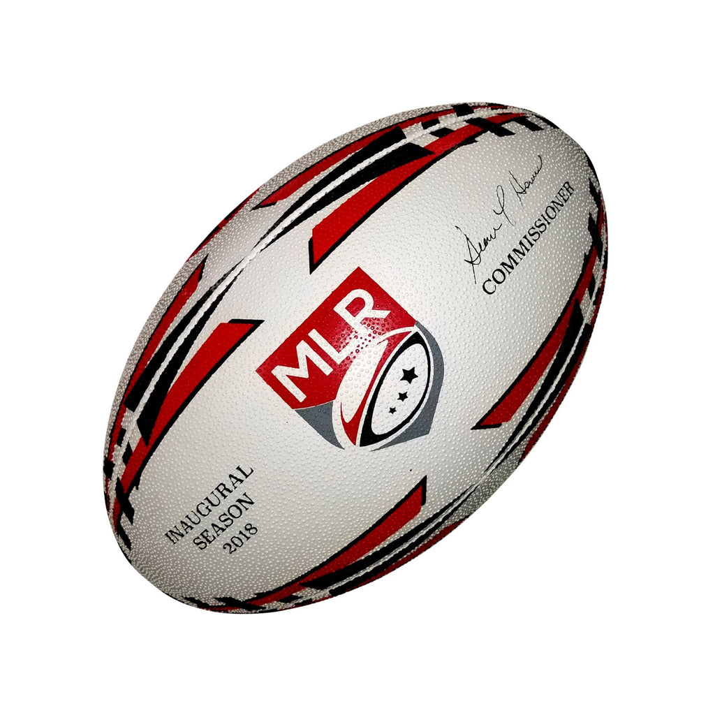 San Diego Legion Gripper Pro Training Ball (Commemorative Edition) by Ram Rugby