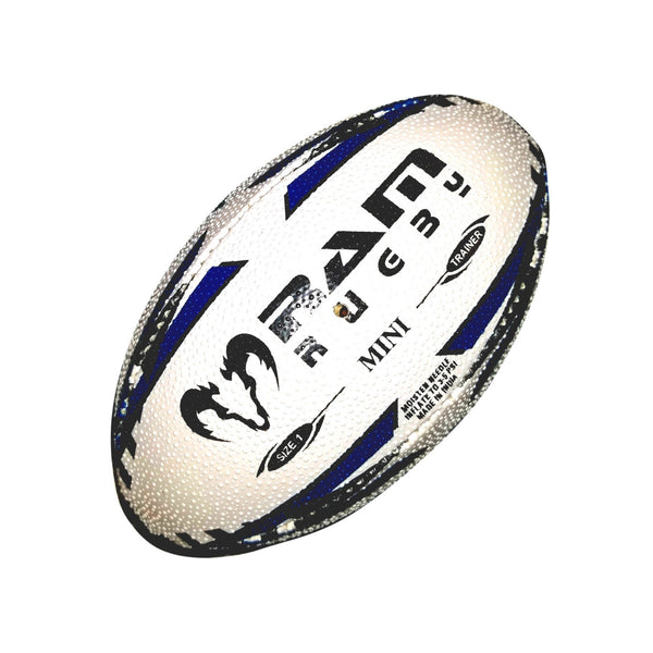 Glendale Raptors Mini Rugby Ball by Ram Rugby