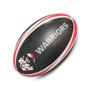 Utah Warriors Gripper Pro Training Ball by Ram Rugby - RamRugbyUSA.com