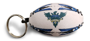 Glendale Raptors Rugby Ball Key Rings