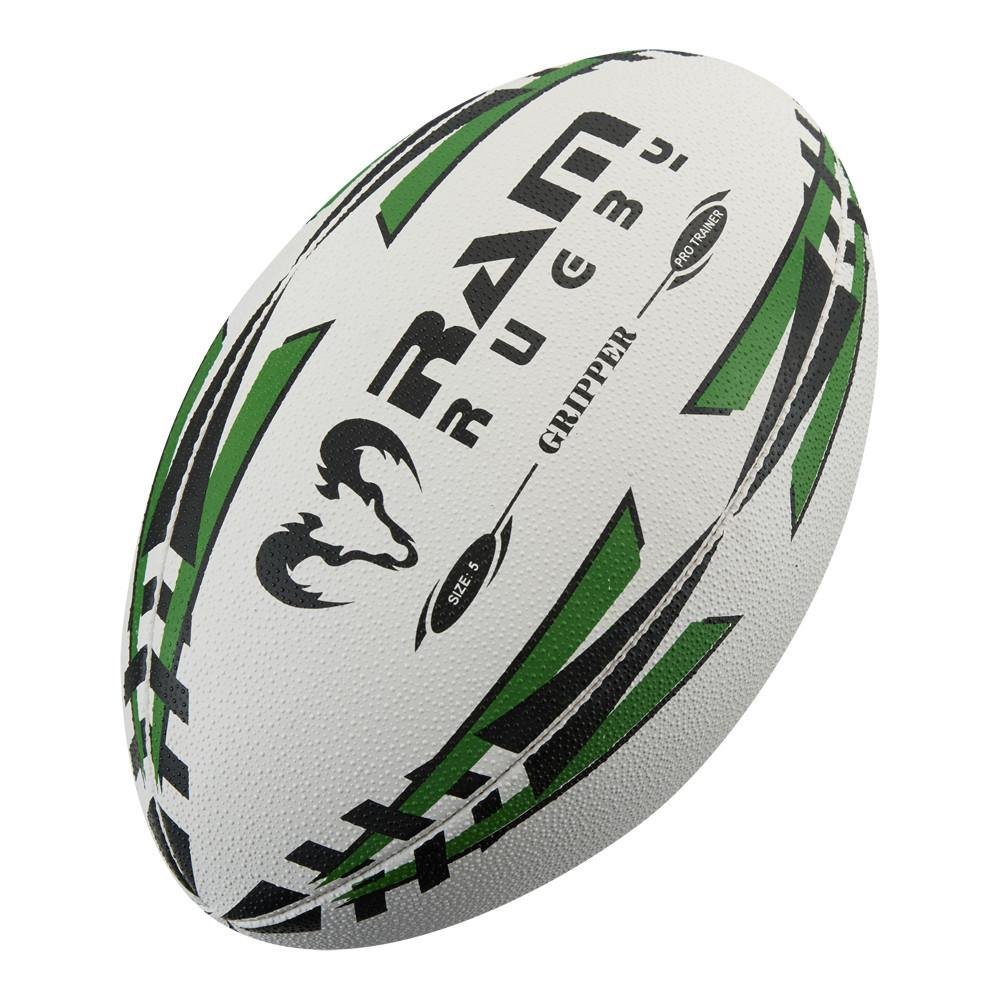 Ram Rugby Gripper Pro Training Ball - Customized