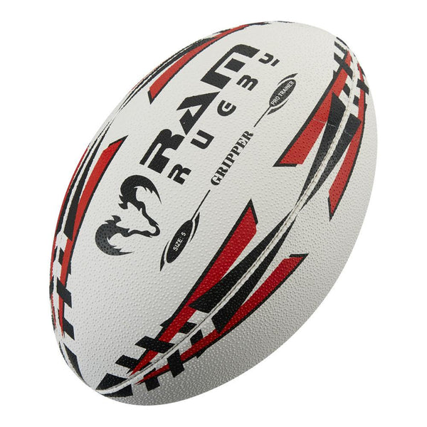 Utah Warriors Gripper Pro Training Ball by Ram Rugby