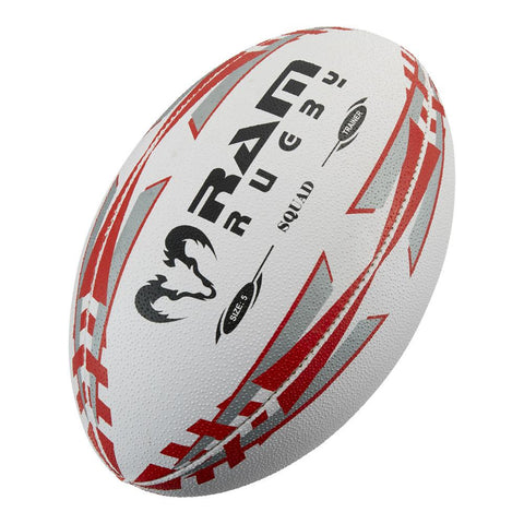 Ram Rugby Squad Training Ball - Customized