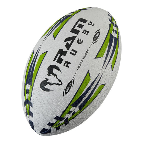 Ram Rugby Micro Training Ball - Customized