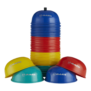 Ram Rugby Domed Marker Cones - RamRugbyUSA.com