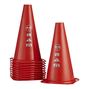 Ram Rugby Training Cones (Witches Hats) - RamRugbyUSA.com