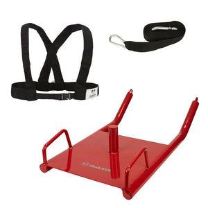 Ram Rugby Pro Speed Sled & Harness - RamRugbyUSA.com
