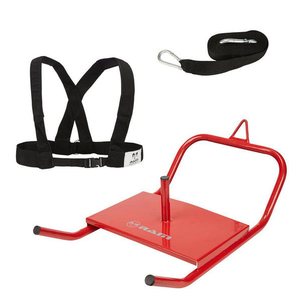 Ram Rugby Speed Sled and Harness - RamRugbyUSA.com