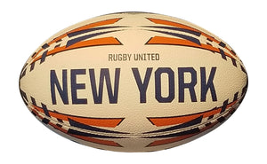 Rugby Union of New York Victor Elite Match Ball by Ram Rugby - RamRugbyUSA.com