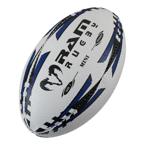 Ram Rugby Mini Training Ball (Size 1) - RamRugbyUSA.com