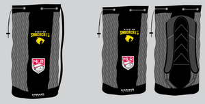 Houston Sabercats Breathable Ball Bag Pro by Ram Rugby
