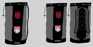 San Diego Legion Breathable Ball Bag by Ram Rugby