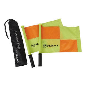 Ram Rugby Linesman Flags - RamRugbyUSA.com
