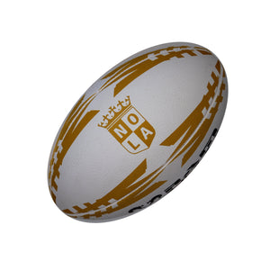 New Orleans Gold Victor Elite Match Ball by Ram Rugby - RamRugbyUSA.com