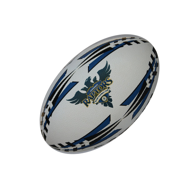 Glendale Raptors Victor Elite Match Ball by Ram Rugby