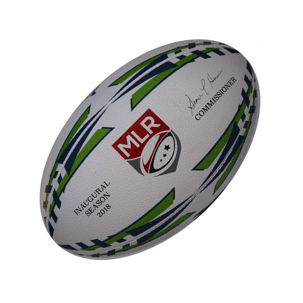Seattle Seawolves Gripper Pro Training Ball by Ram Rugby