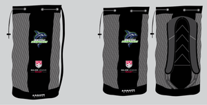 Seattle Seawolves Breathable Ball Bag Pro by Ram Rugby - RamRugbyUSA.com