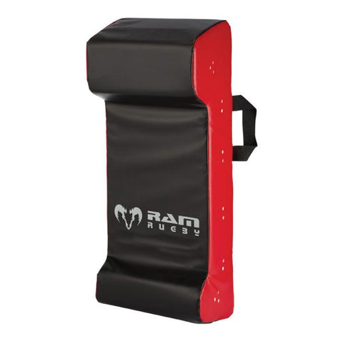Ram Rugby Senior Double Wedge Hit Shield - RamRugbyUSA.com