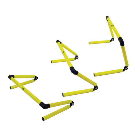 Ram Rugby Adjustable Step Training Hurdles