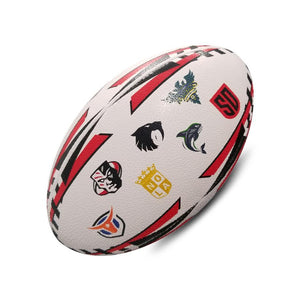 San Diego Legion Gripper Pro Training Ball (Commemorative Edition) by Ram Rugby - RamRugbyUSA.com