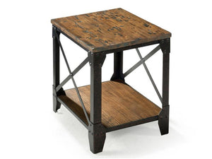 Pinebrook Rectangular Small End Table