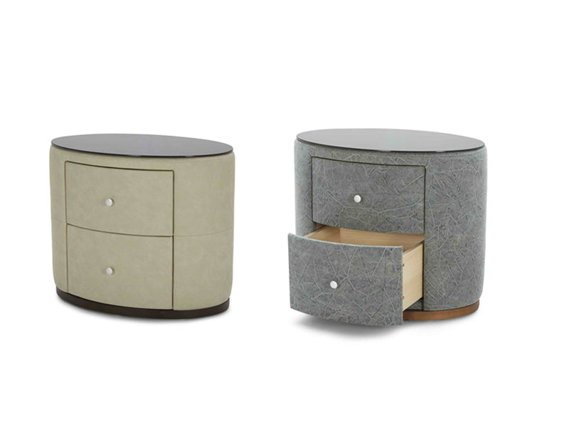 Rasmussen 2-Drawer Nightstand