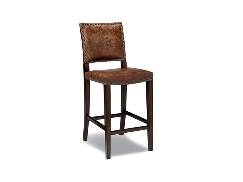 Clay Bar Stool - Antique Brown