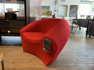Soma Chair - Red Cashmere