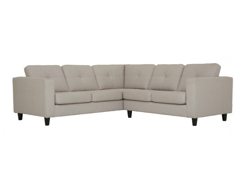 Solo 2-Piece Sectional Sofa