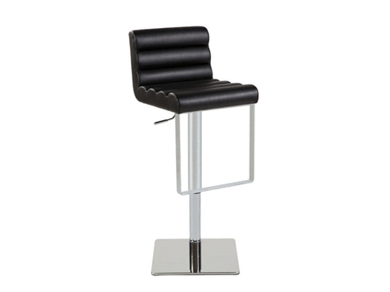 Vinny Hydraulic Barstool - Brown (Last Set of 2)