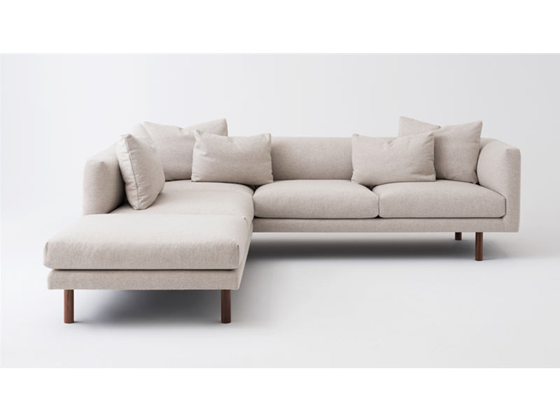Incroyable Replay 2 Piece Sectional Sofa With Backless Chaise