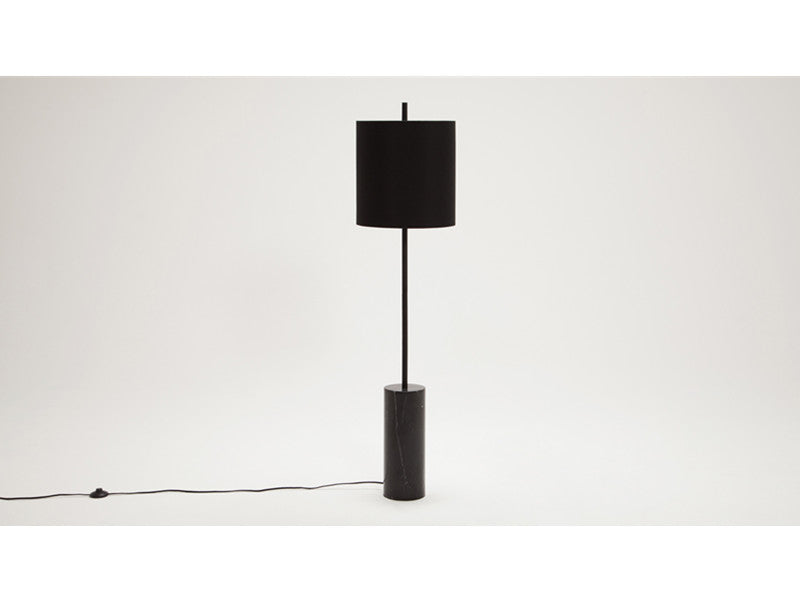 Drum Floor Lamp