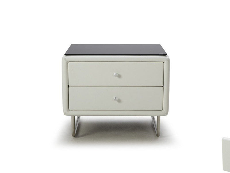 Shania 2-Drawer Nightstand