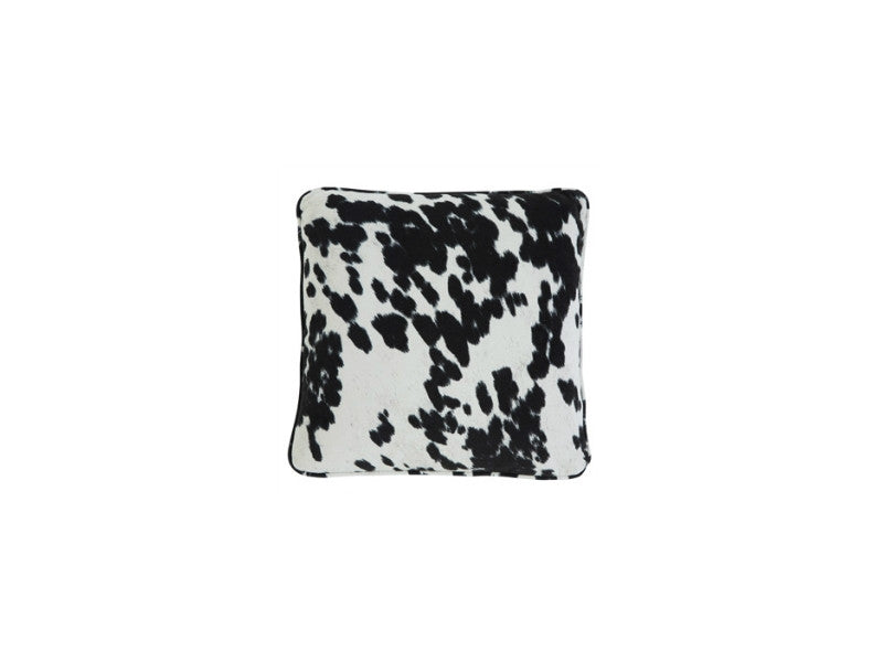 Patterned Pillow - Black & White