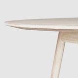 Bracket Oval Dining Table