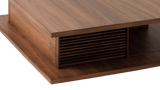 Plank Square Coffee table