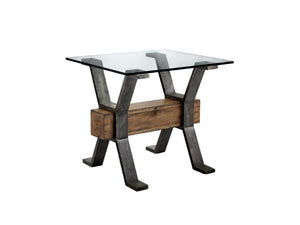 Sawyer Rectangular End Table