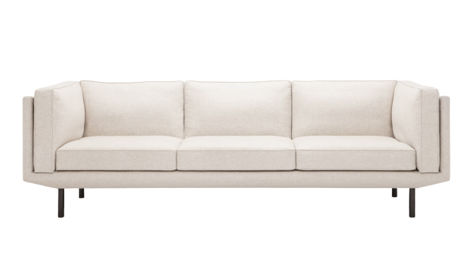 "Plateau 94"" Sofa - Feather Fill"