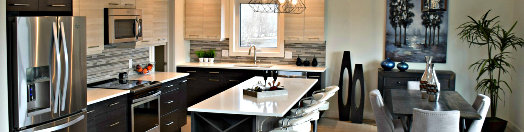 Winnipeg Kitchen Design Maximum Impact Plus