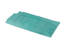 Sea Foam Python Skin Clutch