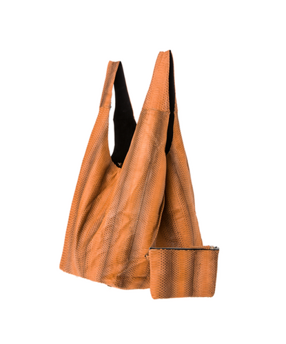 Sandalwood Cobra Carry-All Bag