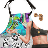 Let it go Apron