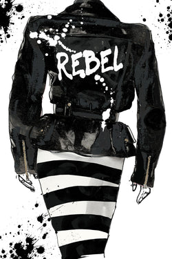 Rebel - Studio One by Jodi Pedri