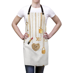 Love and Luck Apron - Studio One by Jodi Pedri