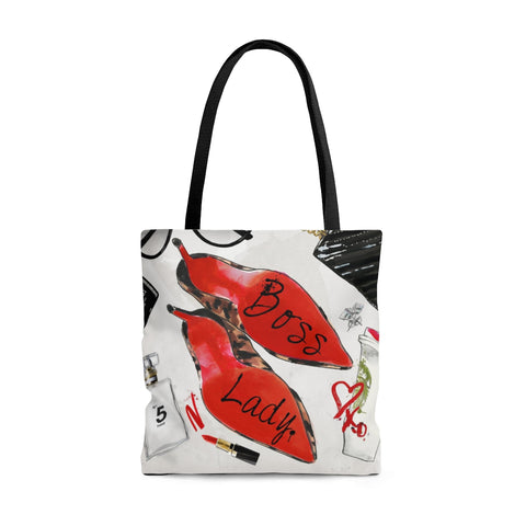 Boss Lady Tote Bag - Studio One by Jodi Pedri