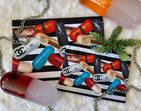 Designer Drugs Accessory Pouch