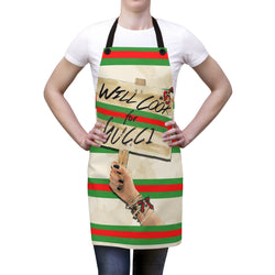 Cook for Gucci Apron - Studio One by Jodi Pedri