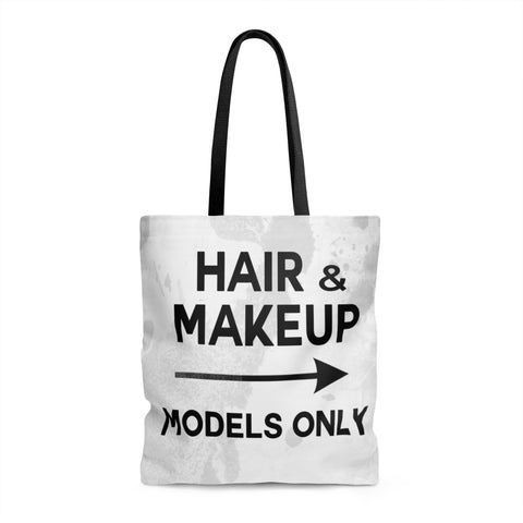 Models Only Tote Bag - Studio One by Jodi Pedri