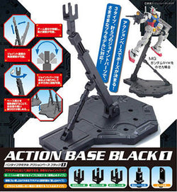 Action Base 1: Black