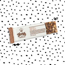 Humbly Hemp Snack Bar (Single) - Cocoa + Sea Salt
